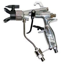 3625PSI Airless Spray Gun,w/517 tip, tip guard.Air-assisted for fine finish