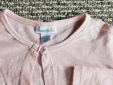 Naartjie 10 Girls Peach Shrug Moonrise line  NWOT