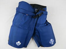 New Tackla 5000 Toronto Maple Leafs NHL Pro Stock Hockey Player Pants L Mogilny