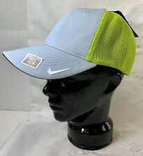 "NWT ""NIKE GOLF"" FLEX-FIT BALL CAP Hat Unisex  Size S/M Blue"