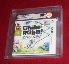 Chibi-Robo Zip Lash, New Sealed! Nintendo 3DS VGA 95+