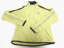 New Balance lightweight mesh Womens Small Yellow running / jogging jacket