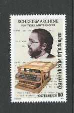 Oostenrijk - Schrijfmachine - 2017