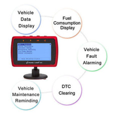 V-checker A501 and A301 Trip Computer OBD II Scanner Car Engine Fault Code