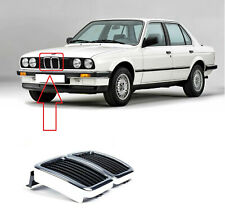 BMW 3 E30 1982->1991 grille center chrom/black new 51131884350