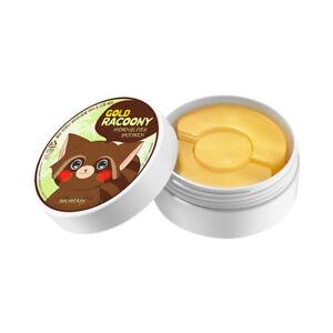 [Secret Key] Gold Racoony Hydro Gel Eye & Spot Patch - 1pack