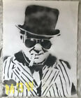 MBW Block Stencil-Mr Brainwash Winston Churchill -2008 /Banksy Warhol POP