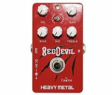 Caline cp-30 Red Devil Distorsione Heavy Metal