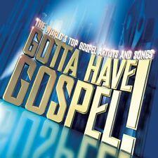 Various Artists : Gotta Have Gospel (Bonus Dvd) (Snys) CD