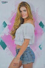 PAMELA REIF - A3 Poster (42 x 28 cm) - YouTube Star Sammlung Clippings NEU