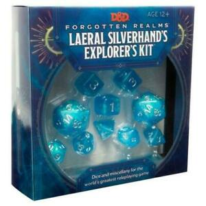 WOTC - D&D 5th Edition - Laeral Silverhand's Explorer's Kit - New Sealed!