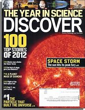 Discover - 2013, January - The Year in Science: 100 Top Stories of 2012