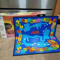 VINTAGE Mouse Trap Board Game 1986 Game Board + Original BOX Replacement Parts