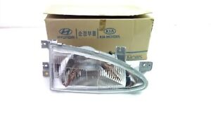 Hyundai accent from 1994 at 2000 headlight right new original