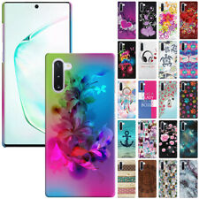 """For Samsung Galaxy Note 10 6.3"""" 2019 Design Protector Hard Back Case Cover Skin"""