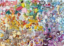 Ravensburger - 1000 PIECE JIGSAW PUZZLE - Pokemon Challenge