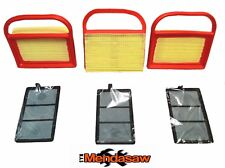 SPARE PARTS FOR STIHL TS410 AND TS420  2 PIECE AIR FILTER SETS FOR SERVICE X3
