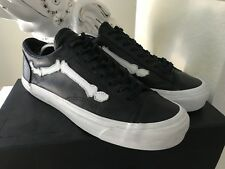 b3057366c7 Vans Blends Bones OG Style 36 LX Old Skool. Black. Size 9.5