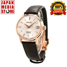 Seiko PRESAGE Automatic Stainless Steel Women's Watch SRRY028 2018 Model Japan N