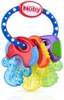 Nuby ICE BITE TEETHER KEYS Baby/Toddler/Child Cool Teething Gel Toy/Gift BN