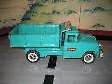 Vintage Buddy L Hydraulic Dump Truck, Pressed Steel Toy Vehicle