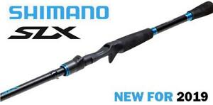 Shimano SLX 6'10 Medium Light Power Moderate Action Casting Rod SLXC610MLG