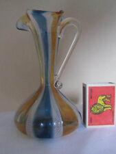 Sehr gut erhaltene alte Murano Glas Vase, verm. L. Campanella.  13,5cm