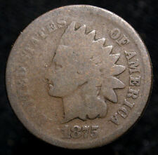 1875 Indian Head Cent Penny Nice Coin (D 1567) Free Mult Shipping