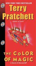 Discworld Ser.: The Color of Magic : A Novel of Discworld by Terry Pratchett (2013, Mass Market)