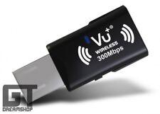 VU+ Wireless USB Adapter 300 Mbps incl. WPS Setup , Vu Plus Wifi Stick