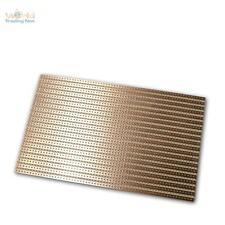 rame del circuito 160x100mm, Griglia striscia RM 5,08mm, circuito, PCB
