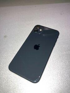 Apple iPhone 11 - 64GB - Black (T-Mobile) A2111 CDMA GSM has iC Lock