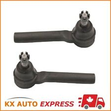 2X FRONT OUTER TIE ROD END PONTIAC GRAND AM 1999 2000 2001 2002 2003 2004 2005