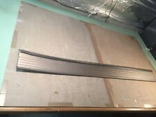 84-89 OEM Toyota VAN WAGON RIGHT SLIDING DOOR body side molding trim strip rub