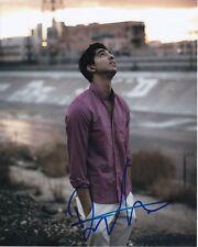 DEV PATEL signed autographed SLUMDOG MILLIONAIRE JAMAL photo