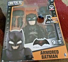 Jada Toys Metals Die Cast Batman v Superman ARMORED BATMAN M12