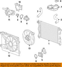 GM OEM-Engine Water Pump Gasket 55562045
