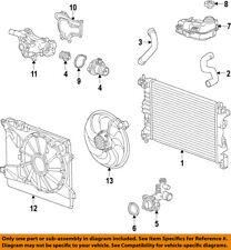 GM OEM Cooling System-Thermostat Gasket 55565619