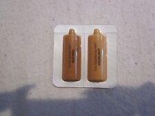 Hello Flawless Oxygen Wow Brightening Foundation Samples in Nutmeg & Hazelnut