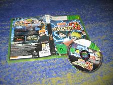 Naruto SHIPPUDEN ULTIMATE NINJA STORM 2 giochi xbox360 vendita tedesca versione