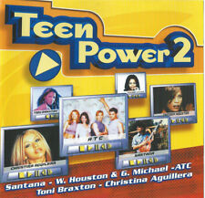Compilation CD Teen Power 2 - France (M/EX)