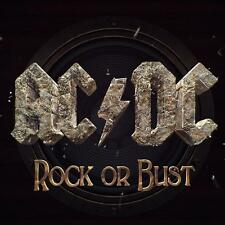 AC/DC - Rock or bust (2014)  Hologramm-Cover