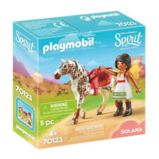 70123 Playmobil Spirit Vaulting Solana Spirit Riding Free Suitable for ages 4 ye