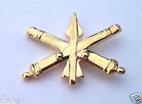 AIR DEFENSE Military Veteran US ARMY Hat Pin 15466 HO  SMALL