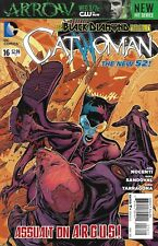 Catwoman Comic Issue 16 Modern Age First Print The New 52 Nocenti Sandoval 2013