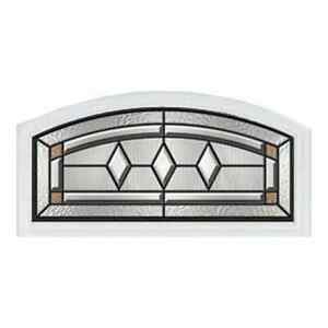 ODL Mission Prairie Camber Top Patina Caming with HP Frame Door Glass Insert