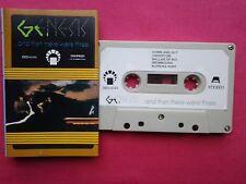 Rare K 7 Cassette / Genesis – And Then There Were Three / Saudi Arabia IMD 6644
