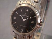 Orologio Donna Acciaio Dani Danicci Svizzero Swiss da Steel Watch Uhr 30M Pvp