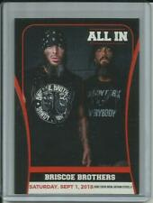 2018 Briscoe Brothers Mark Jay All In (ROH) Wrestling RC Rookie Card #25 - Mint