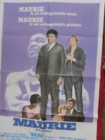 """1973 """"Maurie """" Original Movie Poster 27x41"""" Janet MacLachlan, Stephanie Edwards"""
